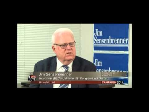 U.S. Rep. Jim Sensenbrenner (R) Incumbent for 5th Congressional District