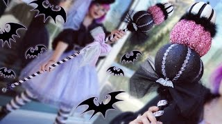 DIY Halloween Lolita Scepter Wand ✟ 31 Days of Halloween ✟