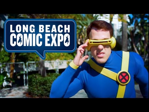 Long Beach Comic Expo 2016 Cosplay