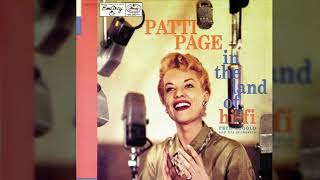 Patti Page - A Foggy Day YouTube Videos