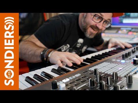 Sound design avec le Polybrute d'Arturia - Le Live du dimanche soir