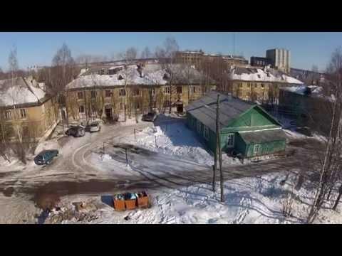 Ухта, ул. Севастопольская 12/04/2013