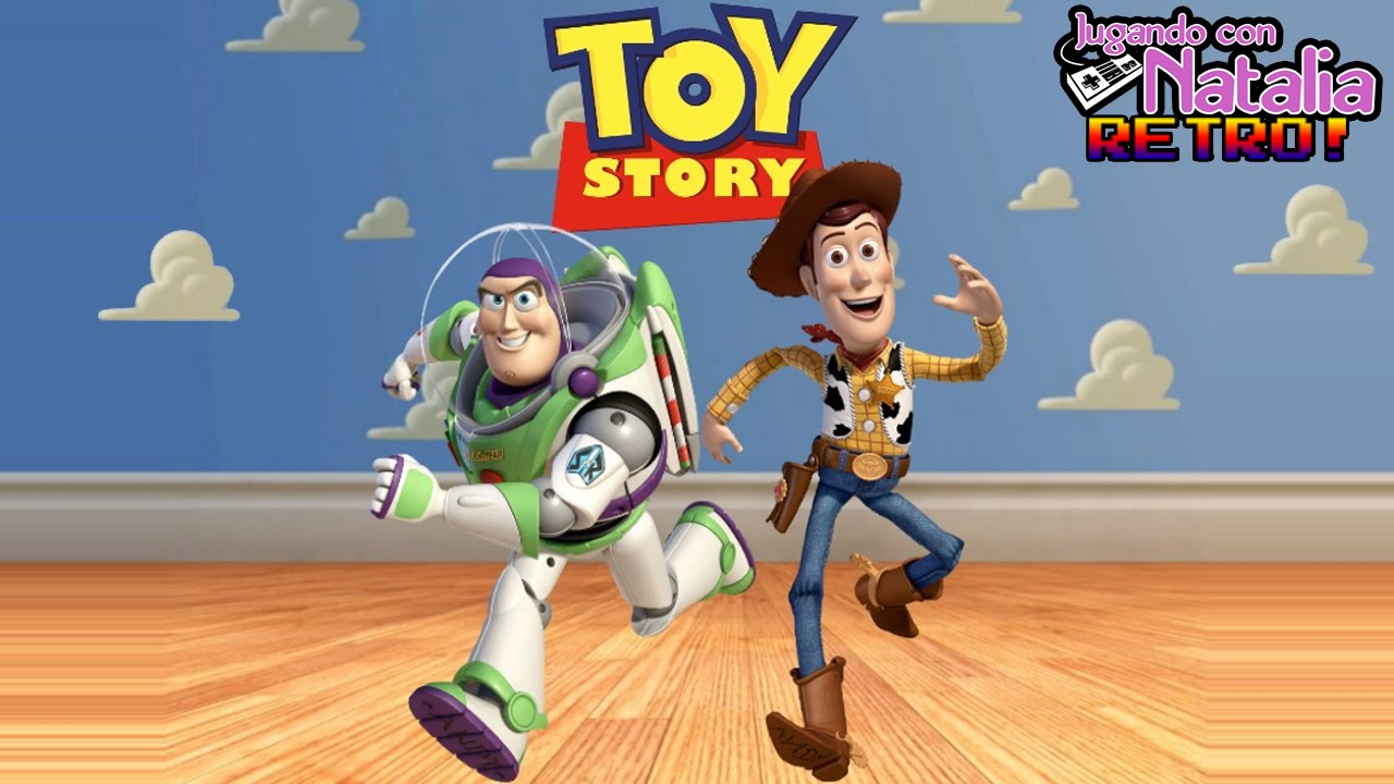 Lo 39 juguete d toy story retro games 22 youtube - Cochon de toy story ...