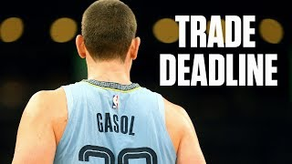 NBA trade deadline rewind | NBA on ESPN