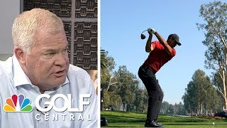 Riviera provided challenges for players at Genesis Invitational | Golf Central | Golf Channel