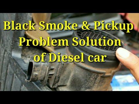 Mass Air flow sensor Cleaning ll डीजल कार में पिकअप की समस्या दूर करे
