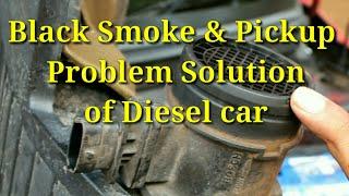 Car Pickup Problem Solution    Mass Air flow sensor Cleaning p0102