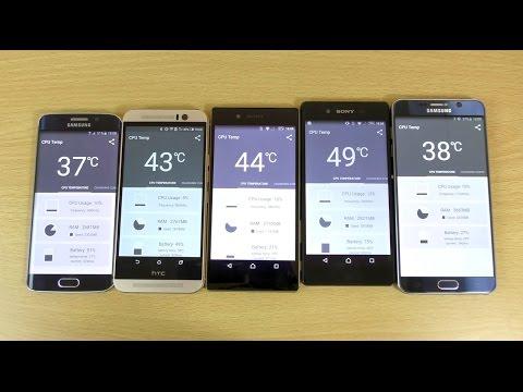 Note 5 vs iphone X vs xperia z3