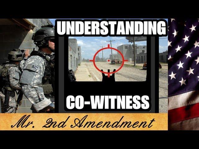 Understanding Co-Witness