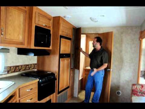 2007 Jayco Jay Flight 24 5rbs Fifth Wheel Youtube