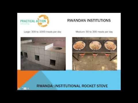 Rocket stove development