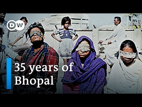 The world's worst industrial disaster: What happened at Bhopal 35 Years ago? | DW News