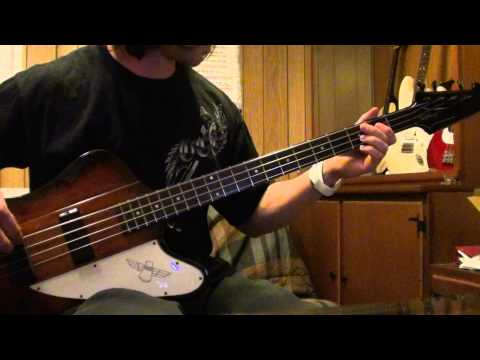 311 - LOVE SONG - BASS COVER