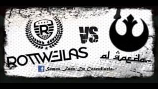 Rottweilas Inc Vs Alqaedas Inc. (Round 2)