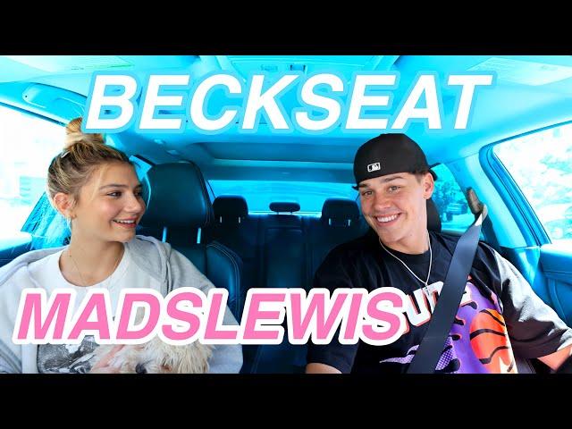 Beckseat Driver Ft. Mads Lewis