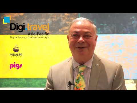 3rd Digi.travel Asia-Pacific Conference & Expo - 20 June 2018 - Eric Hallin #2