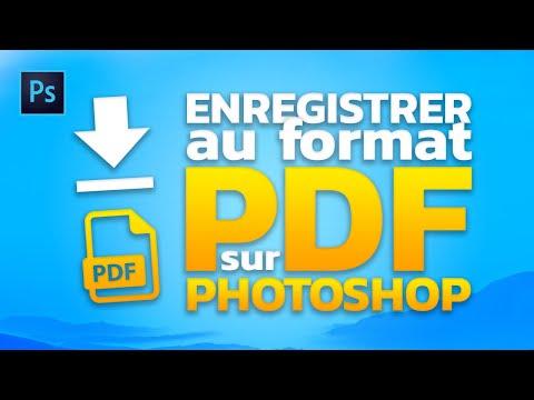Comment Enregistrer En PDF Sur Photoshop (+ Astuce Pour Alléger Un PDF)