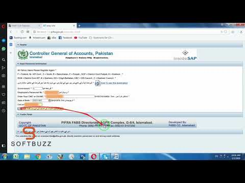 Download How To Search A Pdf Sample Of Salary Slip Employee Pakistan