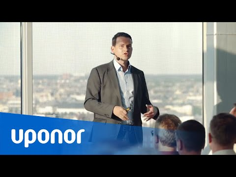 """Uponor conference 2018, P. Bartenstein """"Drinking water hygiene meets energy efficiency"""""""