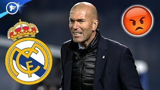 Zinedine Zidane s'en prend déjà à ses joueurs | Revue de presse