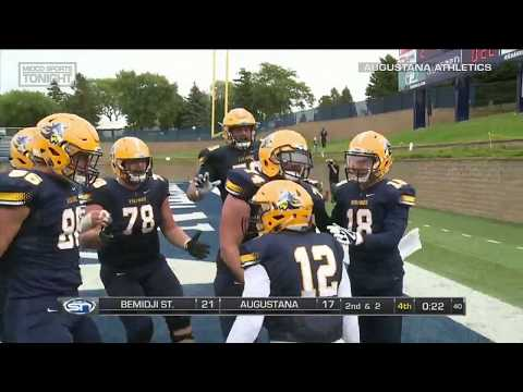 Midco Sports Tonight - NSIC FB Recap 9/19/17