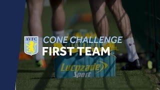First Team Cone Challenge