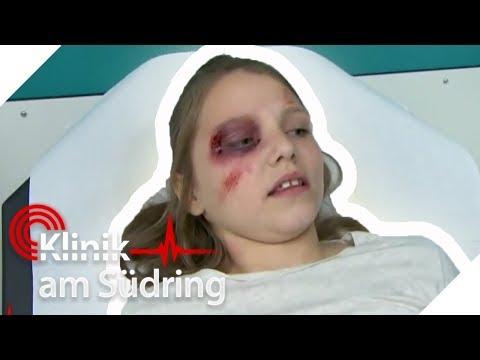Absoluter Schock! Luisa wird vom Papa angefasst! | Klinik am Südring | SAT.1