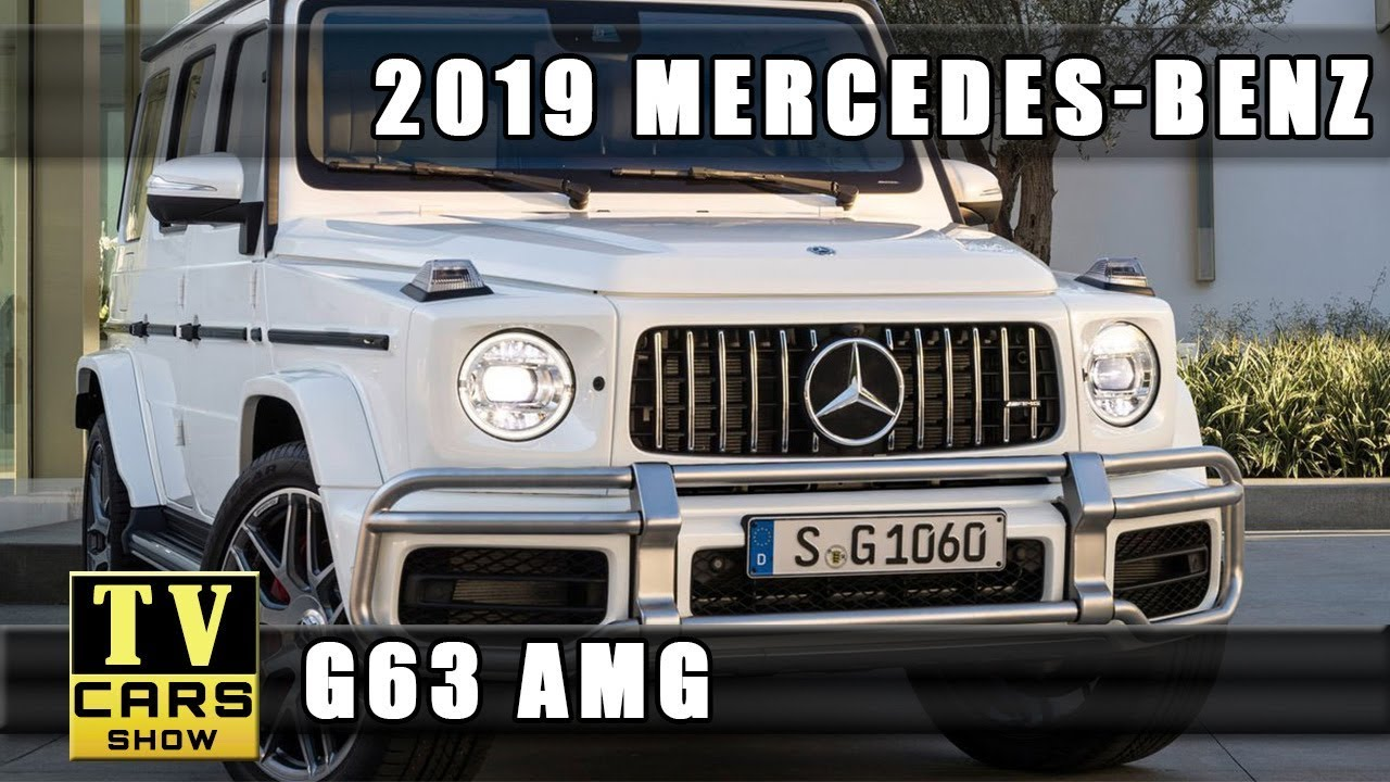 2019 Mercedes Benz G63 Amg Release Dates And Prices