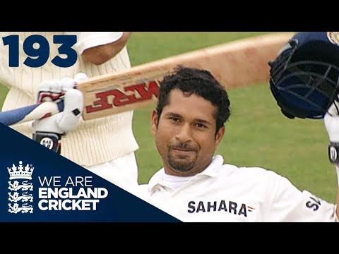 The Little Master At His Best: Tendulkar Hits His 30th Hundred | England v India 2002 – Highlights