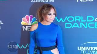 Jennifer Lopez was 'fearless' when she learned to dance   Daily Celebrity News   Splash TV
