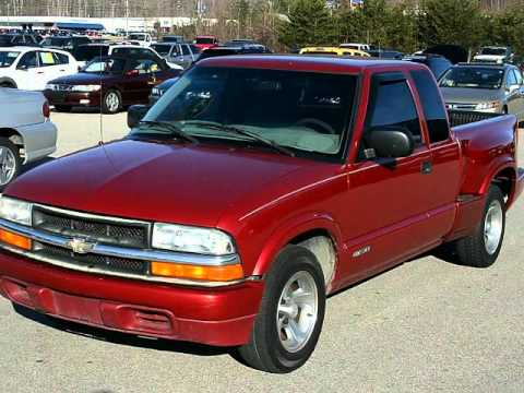 2001 chevrolet s 10 ext cab stepside 5 speed great carfax cleveland georgia youtube. Black Bedroom Furniture Sets. Home Design Ideas