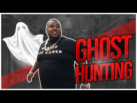 OMI IN A HELLCAT GHOST HUNTING