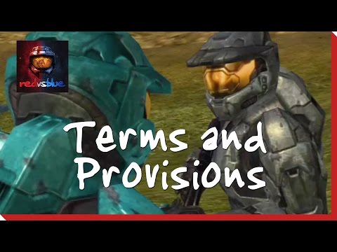 Season 5, Episode 90 - Terms and Provisions | Red vs. Blue
