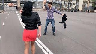 Девушка В Мини Юбке Убила Мадину 2019 ALISHKA Москва (Парк Горького)