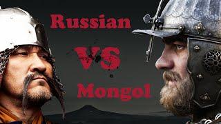 Факты: Русский против Монгола — размер имеет значение?