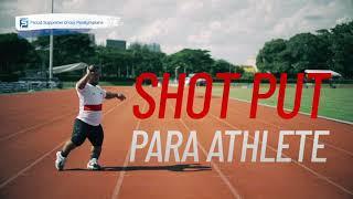 Diroy Tokyo Paralympics 2020