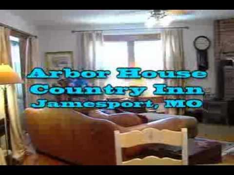 Arbor House Country Inn Jamesport Missouri Youtube