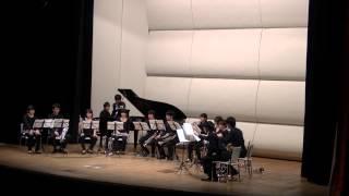 "Trumpet Ensemble""liberta"" 2nd concertより アイーダより「凱旋行進曲..."