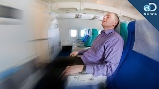 Why Do We Fart More on Planes?