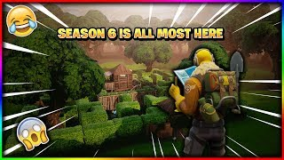 FORTNITE SEASON 6 COUNTDOWN LIVE! - FREE Season 6 Battle Pass Giveaways COMING SOON