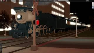 Railfanning in Roblox (FT. CSX TRAIN MASTER!)