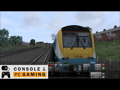 Train Simulator South Wales Route. Cardiff Central to Newport