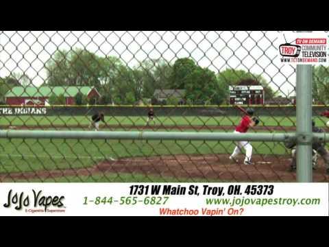 Troy Christian High School Sports: Troy Christian vs Newton Baseball (05/2/16)