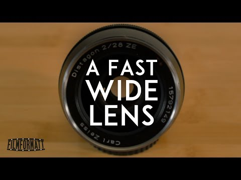 Zeiss ZE Distagon T* 28mm f2.0 Review