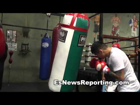 mayweather vs maidana 2 chino says if floyd fights clean ill fight clean EsNews