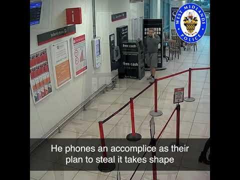 Organised crime gang jailed for £250,000 cash machine raids