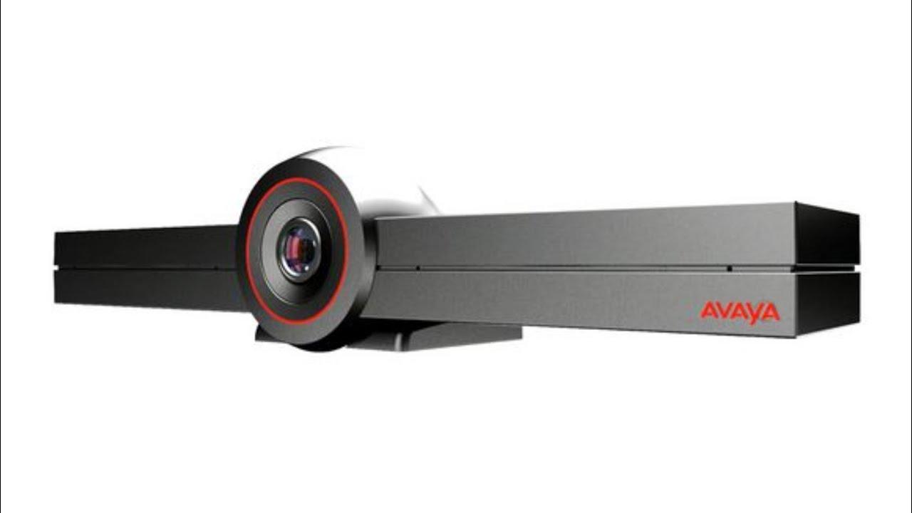 Avaya CU-360 Collaboration Unit - Video Conferencing - DEKOM