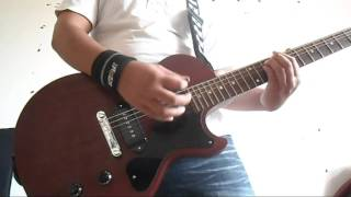 Ramones - Sheena Is A Punk Rocker (Guitar Cover)