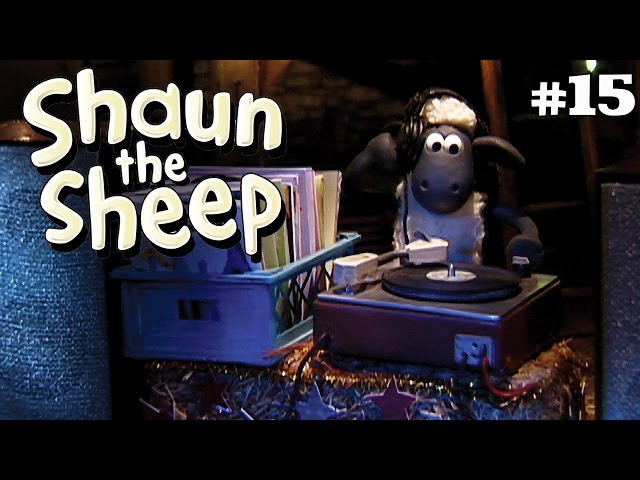 Shaun the Sheep - Demam Malam Minggu [Saturday Night Shaun]
