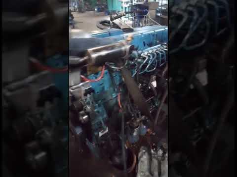 ЯМЗ 536 запуск после капитального ремонта